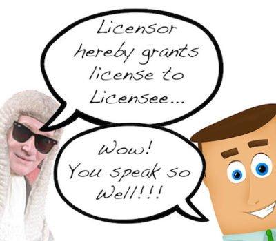 Study Legal English cartoon 2