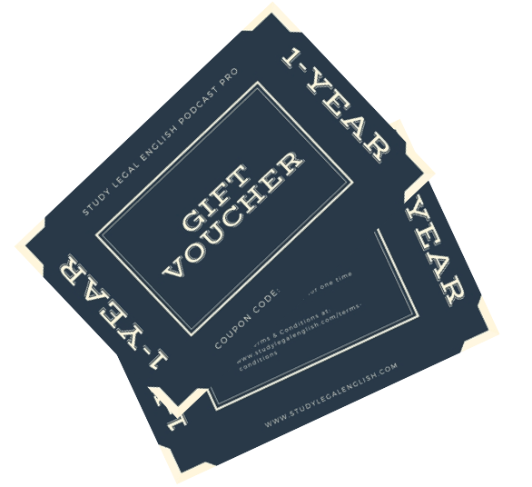 Example Gift Vouchers