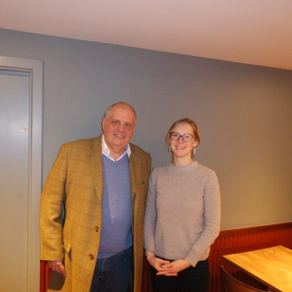Tim Wood, Old Bailey Insight Legal London Tours and Louise Kulbicki, Study Legal English