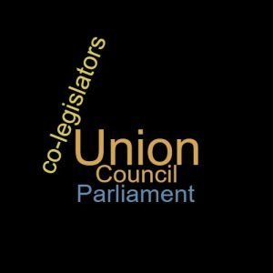 Study Legal English Word of the Week Co-legislator