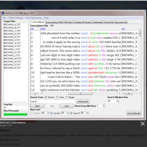 AntConc Software