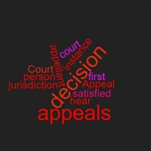 Study Legal English Word of the Week Appellant