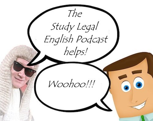 Study Legal English Cartoon 2