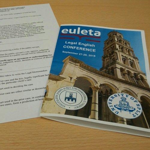 EULETA Conference 2018