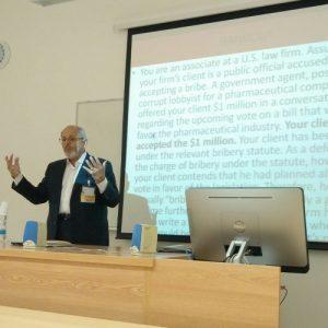 Anthony Leone EULETA Conference