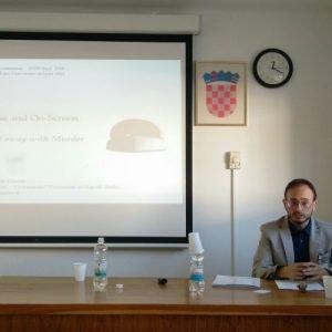Federico Pio Gentile EULETA Conference 2018