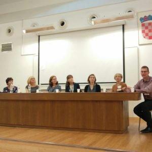 Speaker panel EULETA Conference 2018