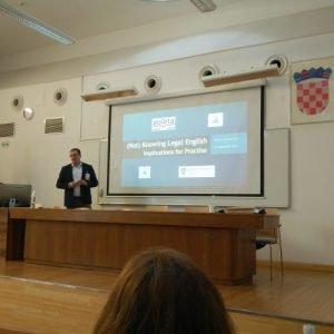 Dalibor Ruzic Croatian Ministry of Justice EULETA conference 2018