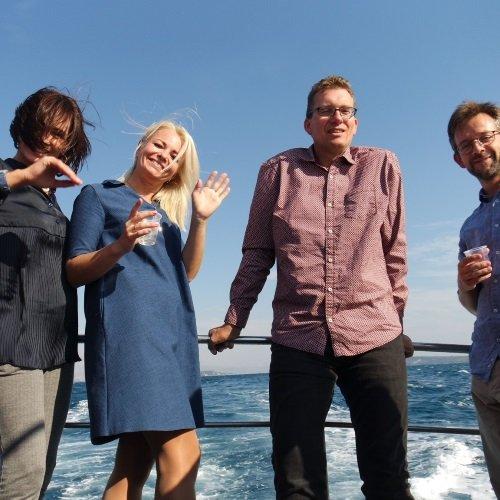 Boat trip to Trogir