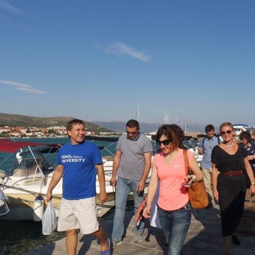 Tour of Trogir EULETA