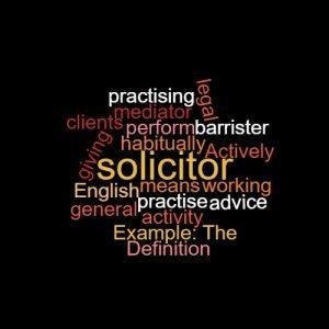 Study Legal English Word of Week Practising