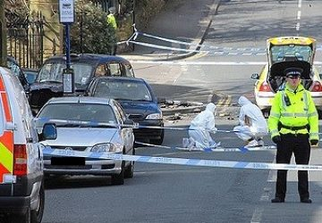 Flickr user Polandeze Murder crime scene CC BY 2.0