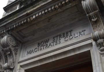 Flickr user londonmatt Bow Street Magistrates Court Creative Commons License Attribution 2.0 Generic (CC BY 2.0)