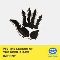 83 Devil's paw imprint
