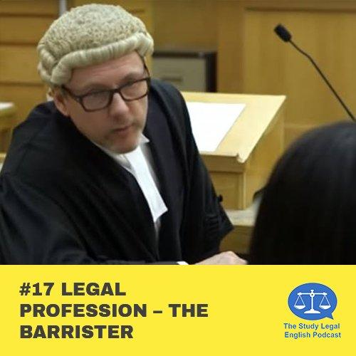 E17 û Legal Profession û The Barrister