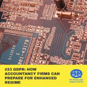 E23 û GDPR how accountancy firms can prepare for enhanced regime
