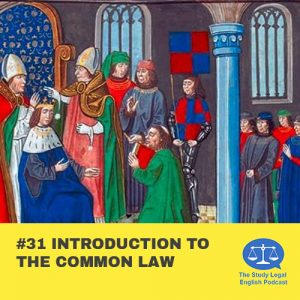 E31 û Introduction to the Common Law
