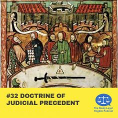 E32 û Doctrine of Judicial Precedent