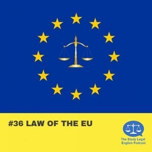 E36 û Law of the EU