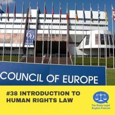 E38 û Introduction to Human Rights Law
