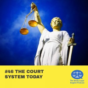 E46  The Court System Today