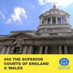 E48 The Superior Courts of England & Wales