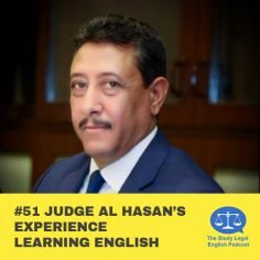 E51 Judge Al HasanÆs Experience Learning English