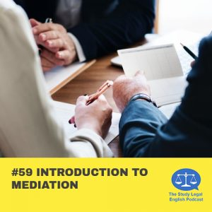 E59 Introduction to Mediation