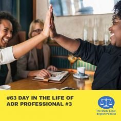 E63 Day in the Life of ADR Professional #3
