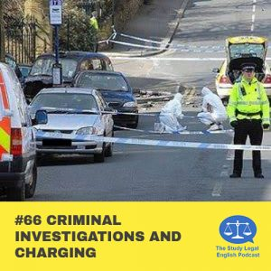 E66 Criminal Investigations and Charging (Monologue)