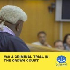 E69 A Criminal Trial in the Crown Court