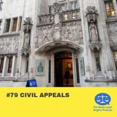 E79 Civil Appeals (Monologue)