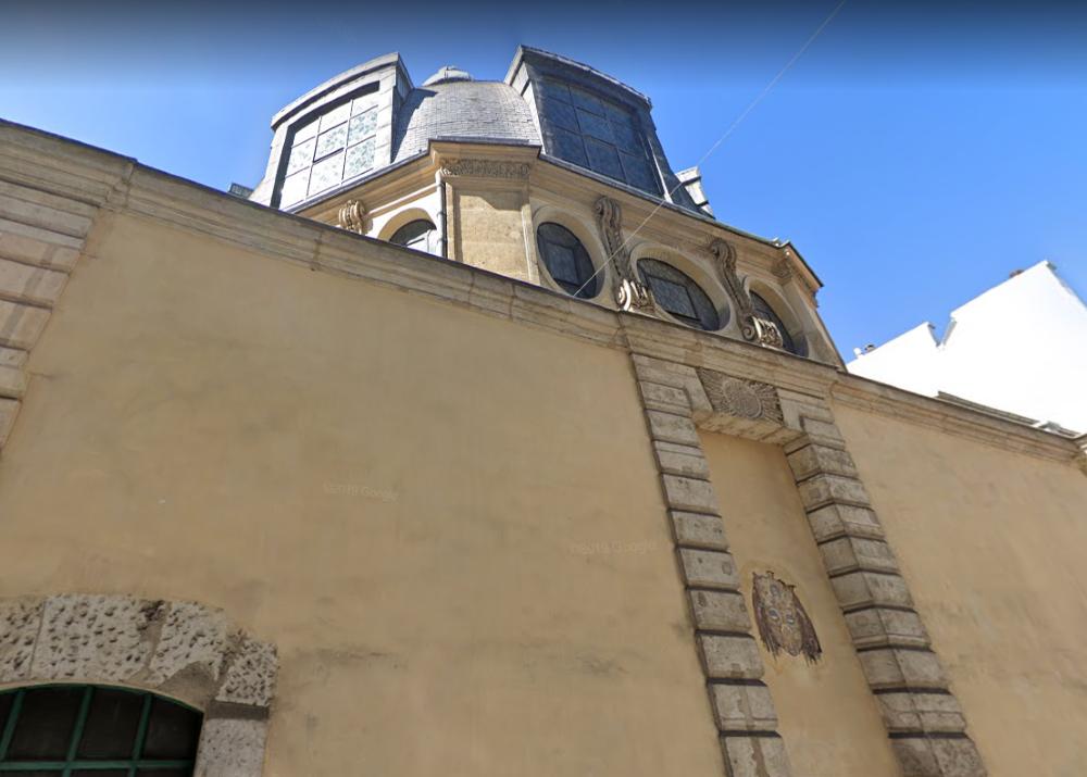 7 Rue de l'École de Médecine Université Sorbonne Nouvelle, Paris 3.