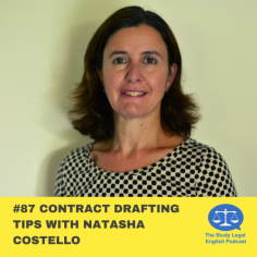 E87 Contract drafting tips Natasha Costello