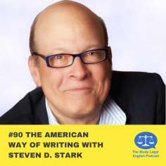 Steven D. Stark The American Way of Writing Podcast