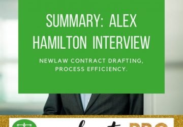 Alex Hamilton Radiant Law Summary