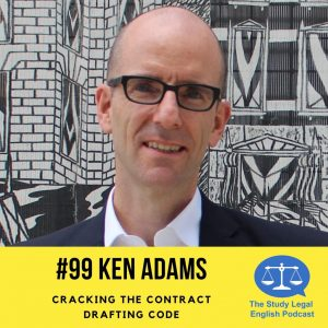 E99 Ken Adams Contract Drafting