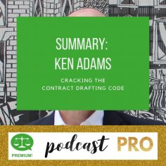 Ken Adams Summary Interview