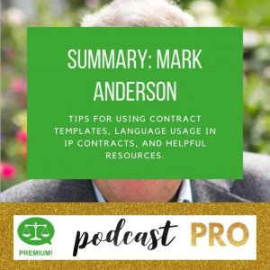 P9 Mark Anderson Summary