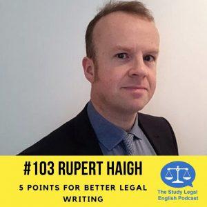 Rupert Haigh