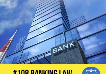 E108 Banking Law Podcast Cover